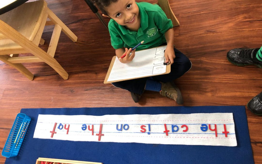 A Montessori Approach to Toileting